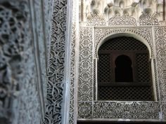 A Madersa in Fez