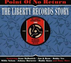 Die CD von Point Of No Return: Liberty Records Story 1962 jetzt probehören und für 11,99 Euro kaufen.