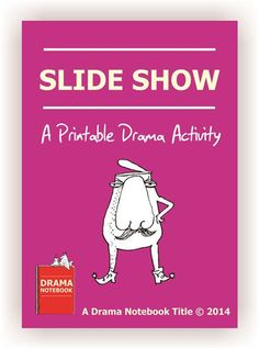 Great group tableau activity for all ages! Includes 22 scenarios for younger students and 40 scenarios for older students and more. Drama Activities, Drama Games, Drama Teacher, Drama Class, Middle School Drama, Drama Education, Drama Theatre, Creative Communications, Readers Theater