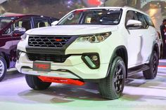 PIMS 2016: Toyota spices up the Fortuner with TRD kit image