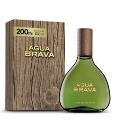 Agua Brava de Puig Old Spice, After Shave, Smell Good, Shaving, Vodka Bottle, Gentleman, Retro Vintage, The 100, Edc