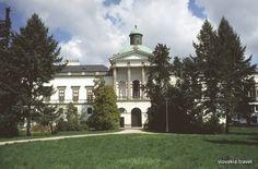 Slovakia, Topoľčianky - Classical mansion