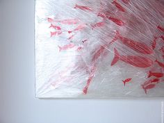 Artwork series FISH AND CHEAP_26/2015 70x50 cm  by FishAndCheap