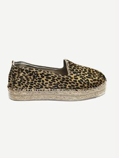 MANEBI , Accra Pony Espadril  #manebi #slippers #esparil #leopard #footwear #shopigo #shopigono17 #ss16 #conceptstore #onlinestore #onlineshopping #buyonline #onlineconceptstore #womensfashion #womensstyle #fashion  #streetstyle #streetfashion #streetwear #readytowear #womenswear