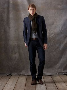 """Perry Ellis - """"The Modern Jacket"""" (you can buy it as a set or individually)"""