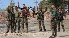 Erfolge syrischer Armee gegen Terroristen in Aleppo dauern an