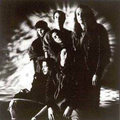 Temple of the dog. Eddie Vedder + Chris Cornell = Wish they'd do this again! Chris Cornell, Music Icon, My Music, Music Stuff, Nirvana, Jeff Ament, Matt Cameron, Hip Hop, Grunge