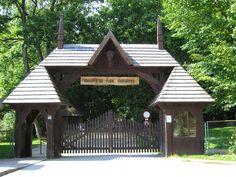 Brama do Białowieskiego Parku Narodowego