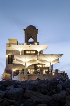 NINO Restaurant / Jassim Alshehab Architects
