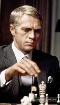The Thomas Crown Affair (1968) Steve McQueen