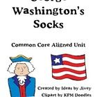 This unit is aligned with 4th grade Social Studies skills and Language Arts Common Core. Students will use George Washington's Socks to predict, ...