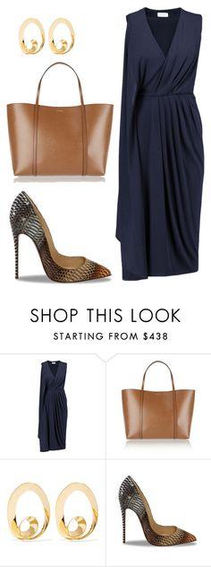 """style theory by Helia"" by heliaamado on Polyvore featuring moda, Vionnet, Dolce&Gabbana, Marni e Christian Louboutin"