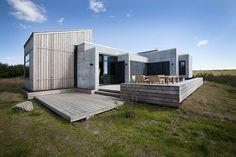 Brekkuskógur Cottages by Arkibúllan Arkitektar