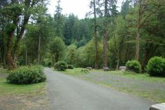 Laverne Park Campground  Coos County 350 acres on N. Fork Cocquille River   15 mi n. of Coquille (Hwy 42) 5 mi N. of Fairview  hookups, showers, fishing, winter steelhead, crayfish, fort play area, hiking,  61217 Fairview Road Cocquille, OR