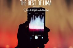 The ultimate guide to Lima, Peru  What to do if you have one day to spend in Lima.  The best sites, places to eat, and some place to avoid!