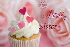 10+ Happy Birthday Sister Pics For Cute Sis Free Download: Make her birthday special by expressing just how much she means to you in these few words. We have shared beautiful collection of Happy Bi…