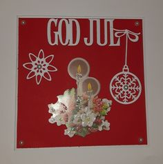 Julekort Decoupage, Christmas Ornaments, Holiday Decor, Home Decor, Decoration Home, Room Decor, Christmas Jewelry, Christmas Decorations, Home Interior Design