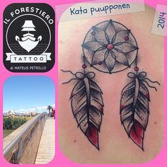 https://www.facebook.com/VorssaInk, http://tattoosbykata.blogspot.fi, #tattoo #tatuointi #katapuupponen #vorssaink #forssa #finland #traditionaltattoo #suomi #oldschool #pin up #dreamcatcher