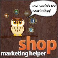 Marketing help for your Etsy shop!  Cool new Etsy app! http://www.shopmarketinghelper.com