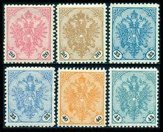Bosnia Herzegovina - Issues of 1879-1904 #postalstamps