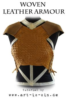 Woven Leather Armour