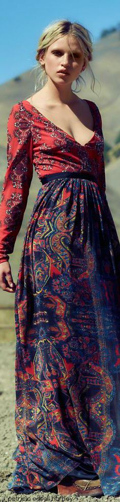 ☮ Bohemian Style ╰☆╮Boho chic bohemian boho style hippy hippie chic bohème vibe gypsy fashion indie folk outfit╰☆╮