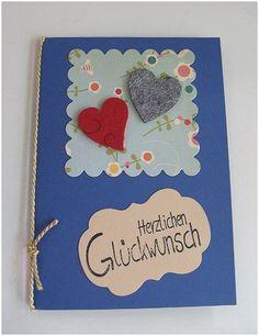 Herzige Geburtstagskarte