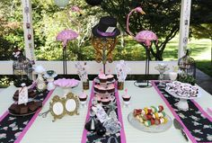 21st Birthday Party Decorations : 21st Birthday Girl Party Supplies