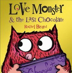 A delicious new story about Love Monster, the only monster in Cutesville, from phenomenal, award-winning picture book talent Rachel Bright! Monster Book Of Monsters, Love Monster, Rachel Bright, New Children's Books, Thing 1, Book Corners, Children's Picture Books, Funny Stories, Read Aloud
