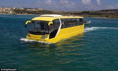 aquatic bus