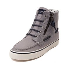 01ee67b11a5d Womens Sperry Top-Sider Wilma Zip Bootie Sperry High Tops