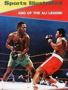 Joe Frazier vs Muhammad Ali (1971) - Sports Illustrated