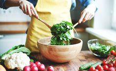 Grünes Blattgemüse enthält mehr Eisen als Fleisch ->  #gesundheit #ernährung #eisen