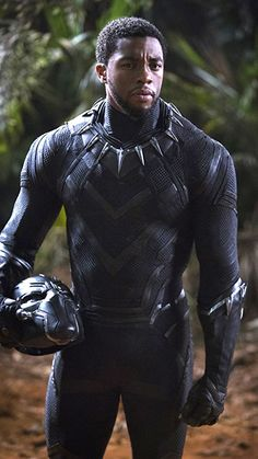 """Marvel debuted several new photos for its upcoming film """"Black Panther,"""" starring Chadwick Boseman and Michael B. Black Panther Marvel, Black Panther 2018, Black Panthers, Marvel Comics, Marvel Heroes, Marvel Avengers, Geek Culture, Black Art, Film Black"""