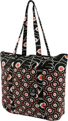Flyers Fabric Small Tote
