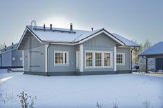A traditionally beatiful Honka home in Mikkeli. Honka log homes.