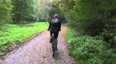 Výlet na kolech podzimním Křivoklátskem! :O