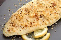 Easy Parmesan-Crusted Tilapia recipe