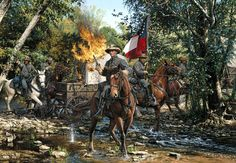 FIRE IN THE VALLEY    Berryville Wagon Train Raid  August 13, 1864