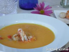 Blog sobre gastronomía de recetas de cocina