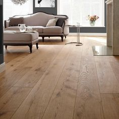 Wooden floor, interior design inspiration