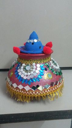 Garba made by kids