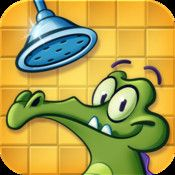 #Where's my water #Swampy #Game