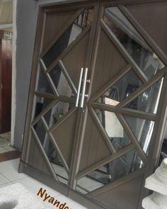 """12 curtidas, 0 comentários - NyandeniBuild Pmb (@nyandenibuild_pmb) no Instagram: """"Range of hi quality aluminium doors custom manufactured by NyandeniBuild"""""""