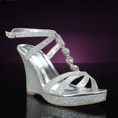 4 Ridiculous Tips Can Change Your Life: Prom Shoes Vintage balenciaga shoes acne studios.Balenciaga Shoes Inspiration old running shoes. Silver Wedge Wedding Shoes, Silver Wedge Heels, Silver Wedding Shoes, Silver Wedges, Silver Shoes, Wedge Shoes, Black Shoes, Hipster Grunge, Tom Ford