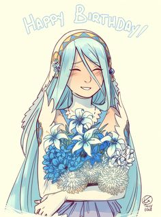 3/3 it's AZURA BIRTHDAY!!! pls protect and give hugs