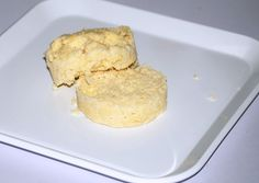 90 Second Microwave Keto Biscuits - 2 ways to make! Gluten free, low carb, and keto friendly.