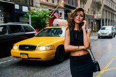 NEW YORK TAXI FASHION. BOARD BY MARIA FANO - mariafano.com - NYFW DAY 5 - Lovely Pepa by Alexandra