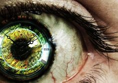 Steampunk contacts