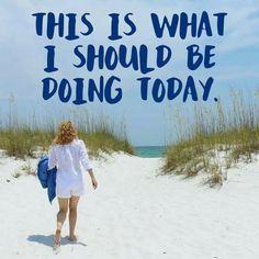 Heading to the beach. Beach Bum, Summer Beach, Beach Walk, Long Beach, Summer Fun, Vacation Planner, Beach Quotes, Beach Sayings, Ocean Quotes